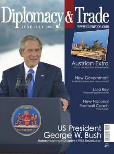 Diplomacy&Trade_Bush_Budapest_cimlap
